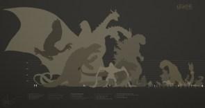 Monster Chart