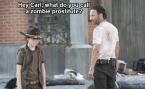 The Walking Dead Joke