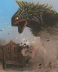 attack of HURLODON
