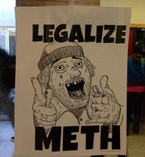 Legalize meth