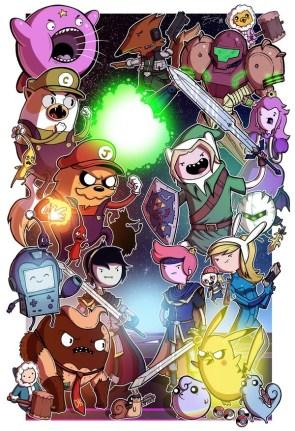 Smash Bros Time