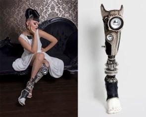 Prosthetic art