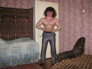 Russian Hulk