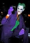 Joker has a pint