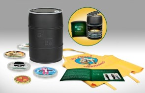 BREAKING BAD COLLECTOR'S EDITION SET
