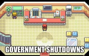 Goverment Shutdowns effect everyone