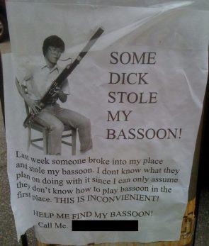 My Bassoon!!!!!!!!!