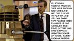 Doctor Who spoiler