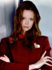 Summer Glau in Star Trek