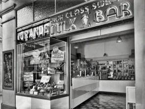 Vintage Soda Shop