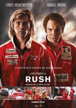 Rush, Best Movie of 2013