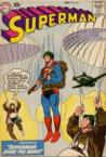 Superman Joins The Army