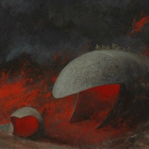 Dune artwork by John Schoenherr