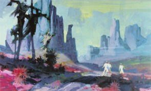 Vintage Concept Art from the Planet of the Apes Series
