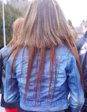 Perfect hair extensions