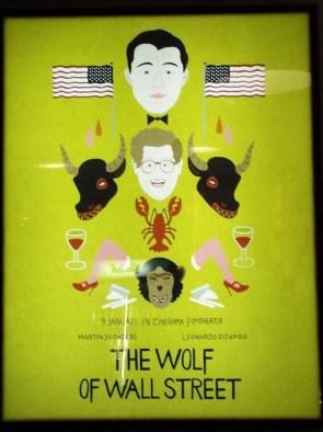 Dutch Wolf Of Wall Street poster