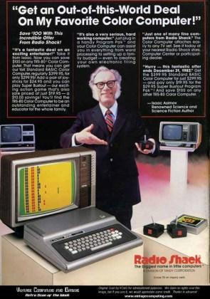 Asimov And Technology