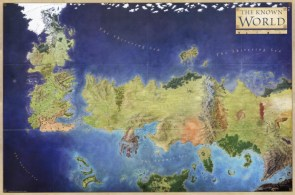 Game of Thrones – new book maps