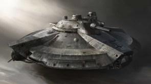 Iron Sky concept art