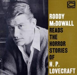 Roddy reads H.P.