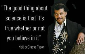 Science is True