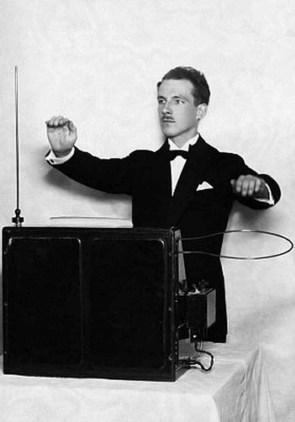 Leon Theremin and his marvellous instrument