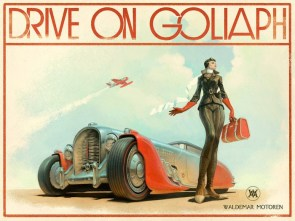 Drive on Goliaph