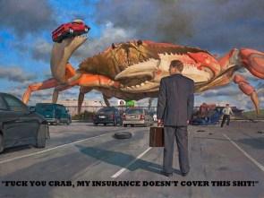 Damn Crabs!