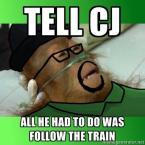 Tell CJ