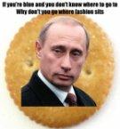 Putin endorses this cracker