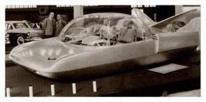 The 1958 Simca Fulger Concept Car