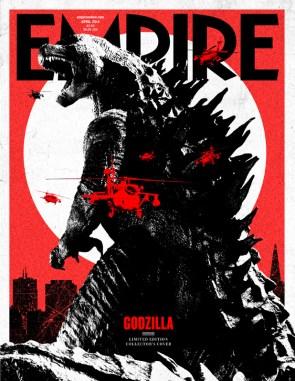 Godzilla Empire Cover