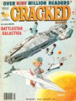 Cracked Magazine Galactica