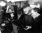 Nancy Allen, Peter Weller, and Paul Verhoeven
