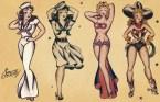 Sailor Jerry Girls