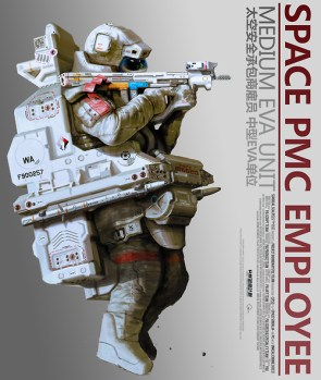 Space PMC Employee