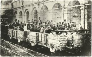 London Underground Trial