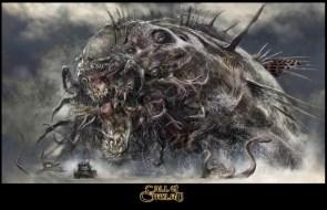 Monster art by uncannyknack