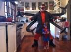 Doc Ock cosplay