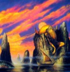 Island of the Golden Cthulhu