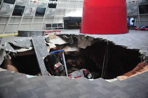 Corvette Museum Sink Hole