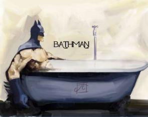 Bat Bath