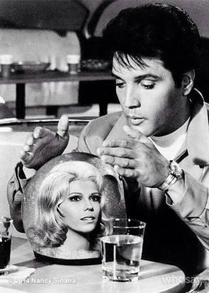 Elvis and Nancy