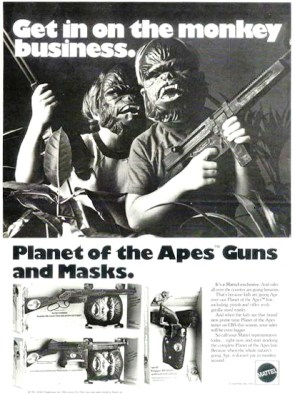 Ape toys