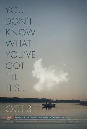 GONE GIRL Teaser Poster