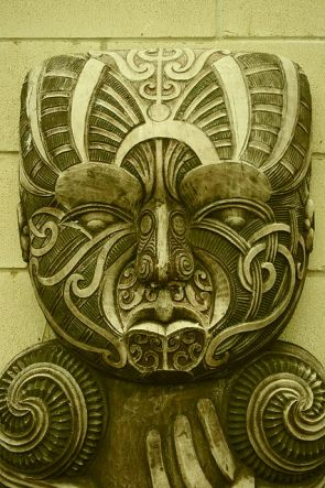 Maori Stone