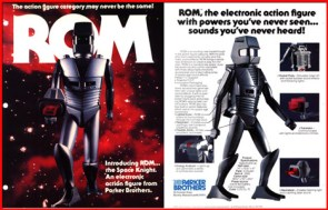 Rom: The Space Knight