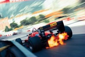 race wallpaper