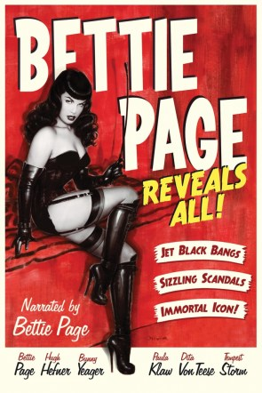 Bettie Page Reveals All!