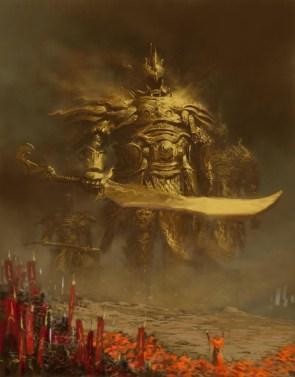 Gold gods